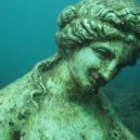 Starověké centrum nespoutané zábavy a léčivých lázní leží potopené pod hladinou moře - baia-underwater-park-62