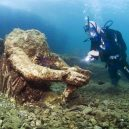 Starověké centrum nespoutané zábavy a léčivých lázní leží potopené pod hladinou moře - baiae-2