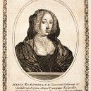 Švédskou královnu Marii Eleonoru přivedl fakt, že nedokázala porodit syna, k šílenství - Dankaerts-Historis-9327.tif