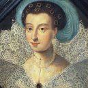 Švédskou královnu Marii Eleonoru přivedl fakt, že nedokázala porodit syna, k šílenství - Mary_Eleanor_of_Sweden_c_1630