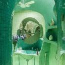 """""""Garden Room"""" – bydlení uprostřed elegantní džungle - TheWhiteRoom_01"""