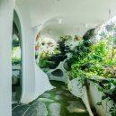"""""""Garden Room"""" – bydlení uprostřed elegantní džungle - TheWhiteRoom_02"""