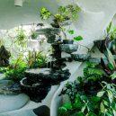 """""""Garden Room"""" – bydlení uprostřed elegantní džungle - TheWhiteRoom_03"""