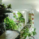 """""""Garden Room"""" – bydlení uprostřed elegantní džungle - TheWhiteRoom_04"""
