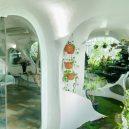 """""""Garden Room"""" – bydlení uprostřed elegantní džungle - TheWhiteRoom_05-768×510@2x"""