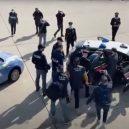 Hledaný italský mafián několik let unikal zatčení. Klec nad ním spadla poté co přidal kulinářskou show na YouTube - police-with-marc-feren-claude-biart