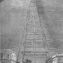 """Tančící věž """"Breeze of Innovation"""" rozsvítí Sillicon Valley - SanJoseArcLightTower1881"""