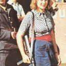 Simone Segouinová – osmnáctiletá partyzánka, která pomáhala osvobodit Paříž - young-simone-segouin