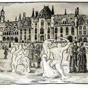 """""""Zázrak roku 1511"""" – jak obyvalé """"zuřili"""" pomocí sněhuláků - image"""